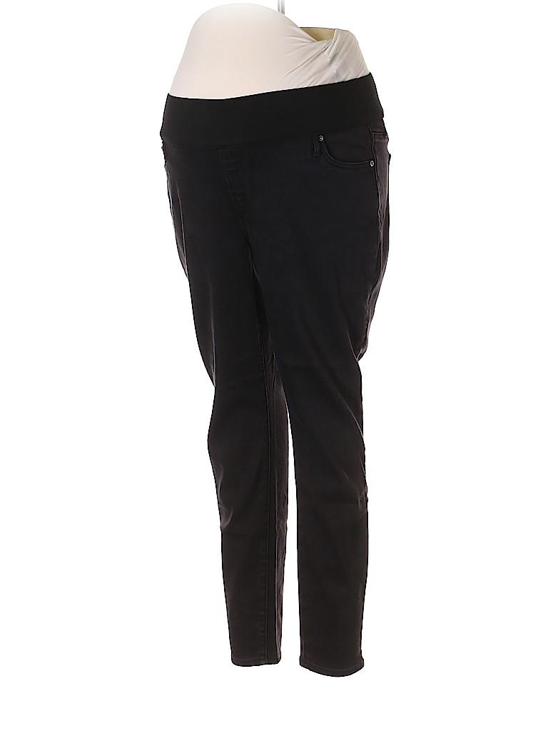 Gap - Maternity Women Jeans 34 Waist (Maternity)
