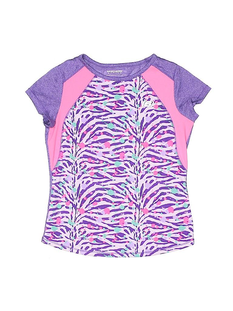 Skechers Girls Active T-Shirt Size 10 - 12