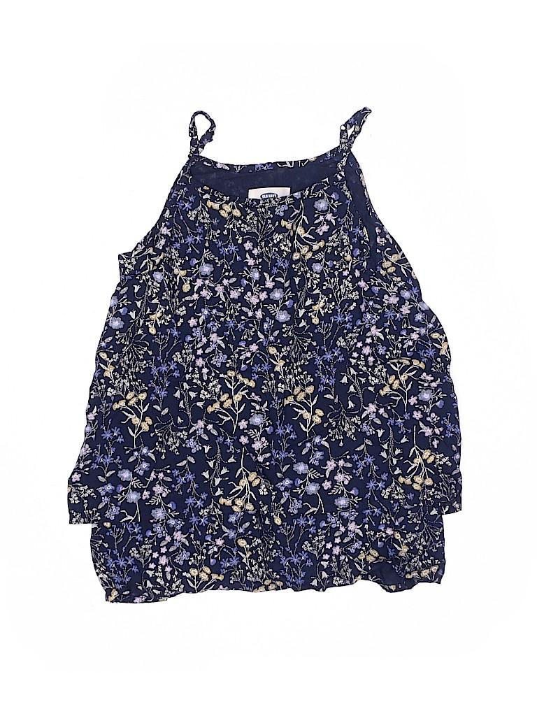 Old Navy Girls Sleeveless Blouse Size 8