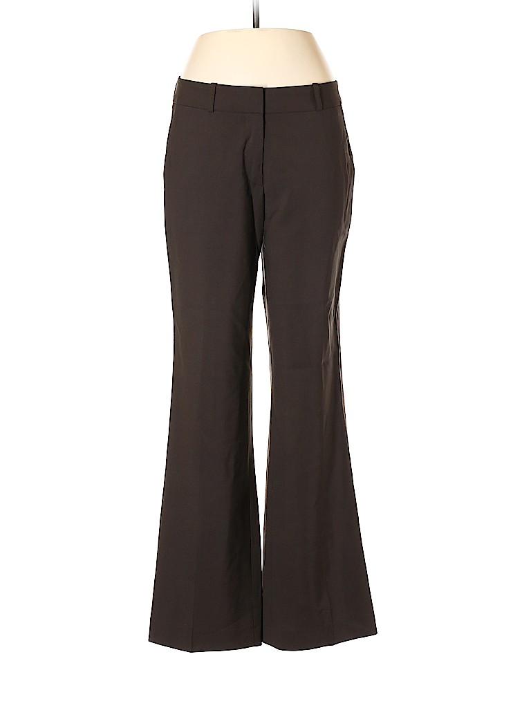 HUGO by HUGO BOSS Women Wool Pants Size 10