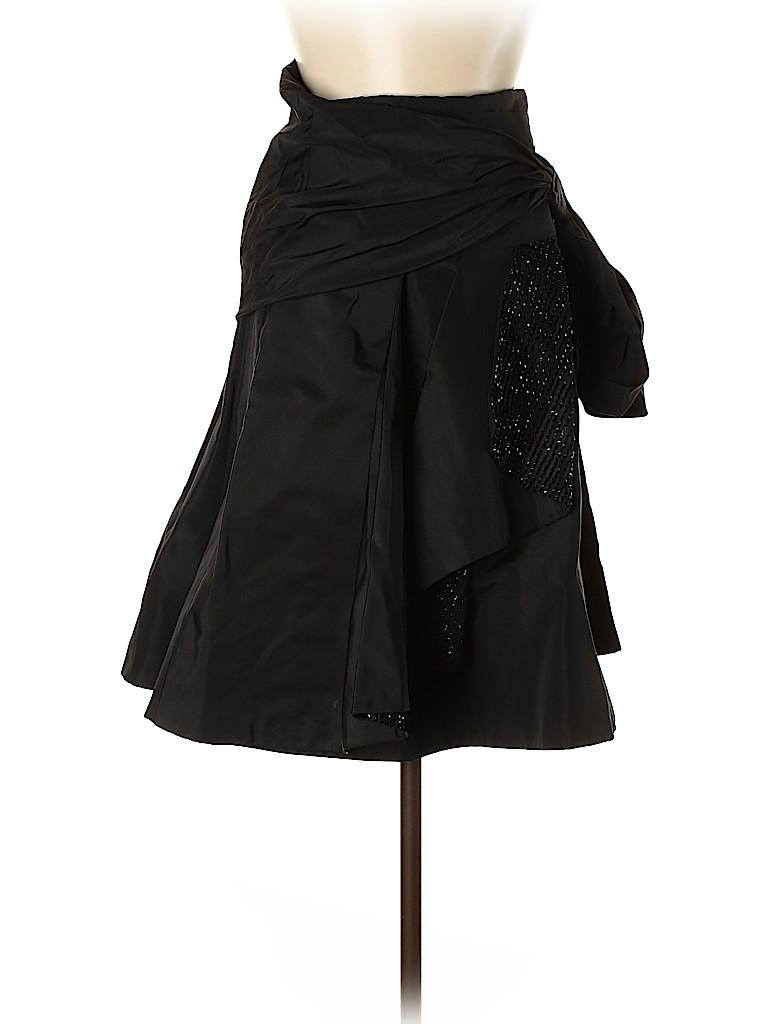 Ralph Lauren Collection Women Silk Skirt Size 6