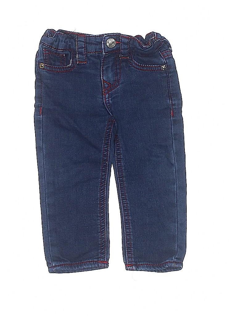 True Religion Boys Jeans Size 18 mo