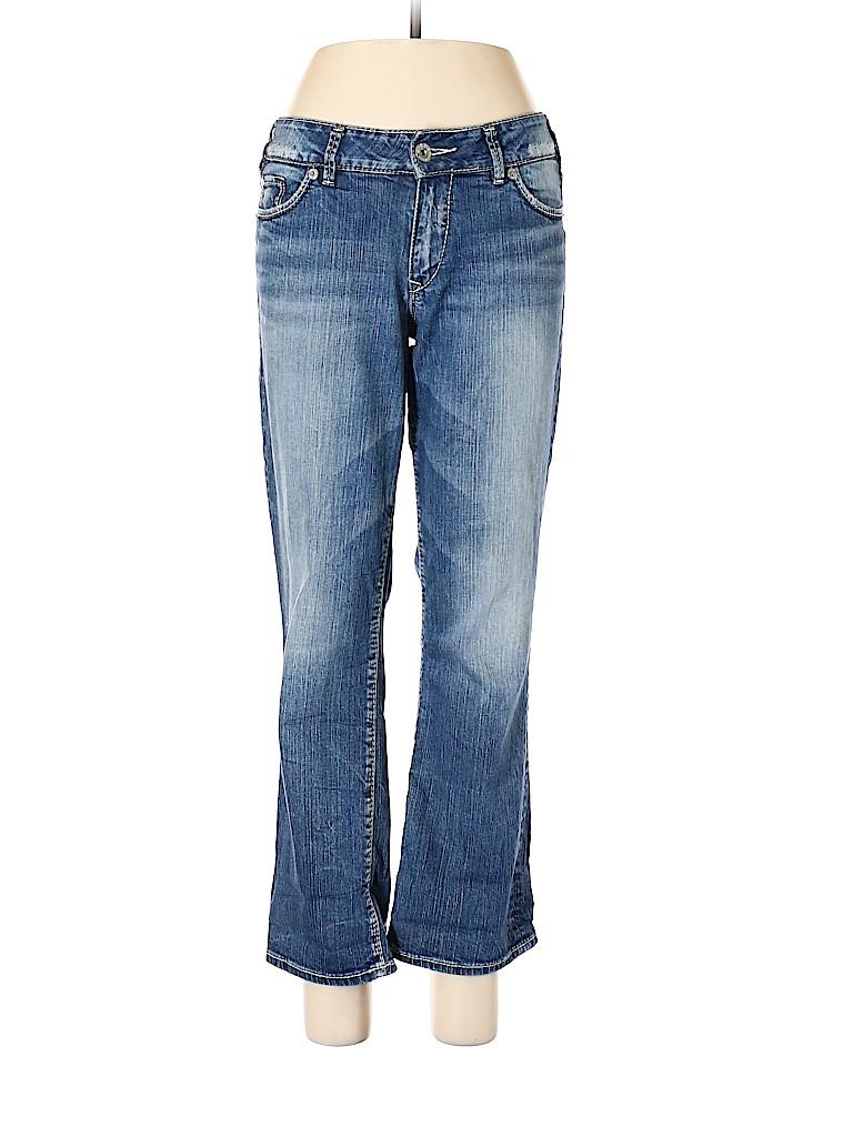 Silver Women Jeans 31 Waist