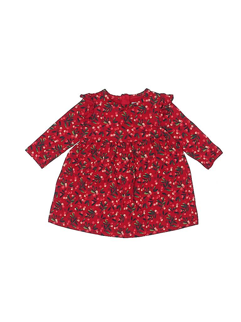 Gymboree Girls Dress Size 3-6 mo