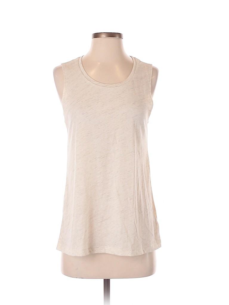 Gap Women Sleeveless T-Shirt Size S