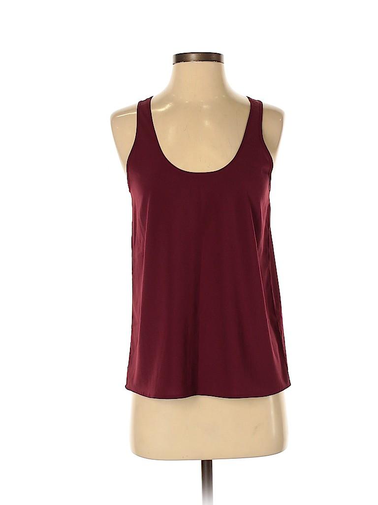 Frenchi Women Sleeveless Blouse Size S