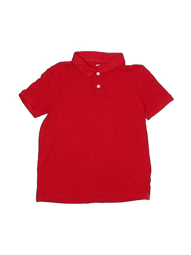 Old Navy Boys Short Sleeve Polo Size 8