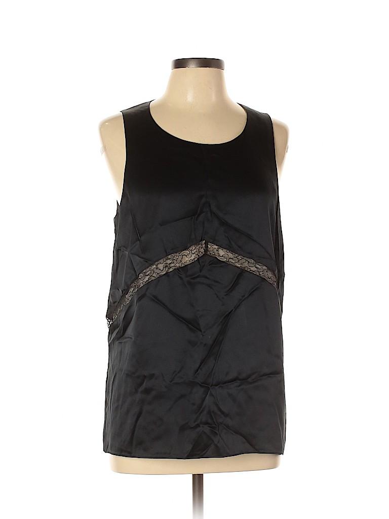 Rag & Bone Women Sleeveless Silk Top Size L