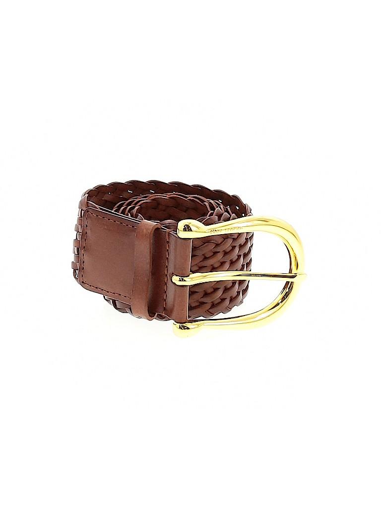 MICHAEL Michael Kors Women Leather Belt Size L