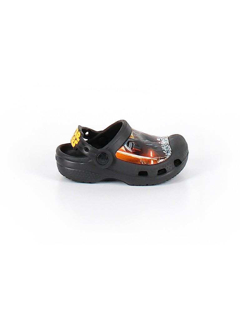 Crocs Boys Clogs Size 7