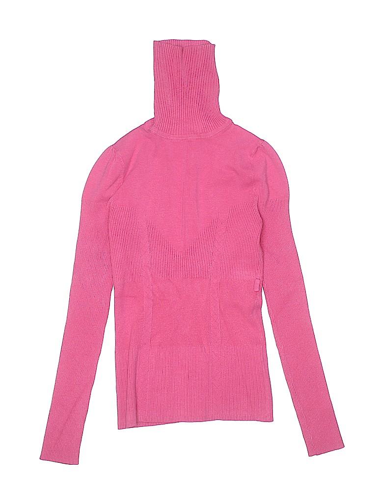 Karen Millen Women Turtleneck Sweater Size 1