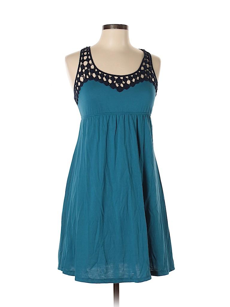 Mudd Women Casual Dress Size L