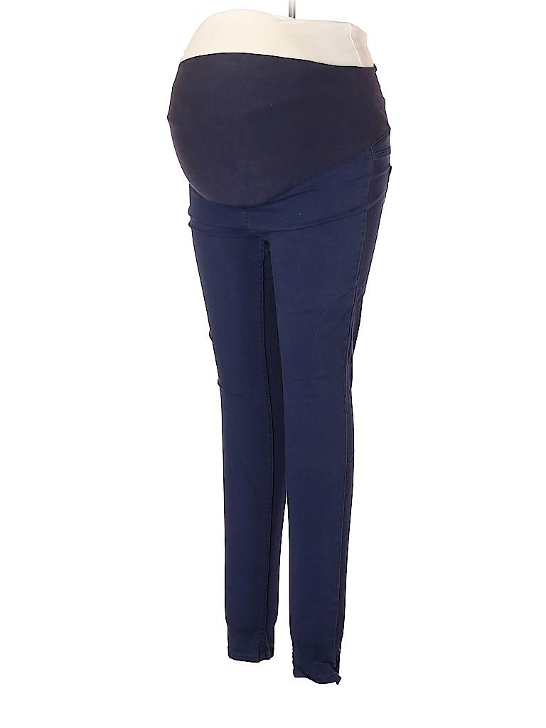 H&M Mama Women Jeans Size 12 (Maternity)