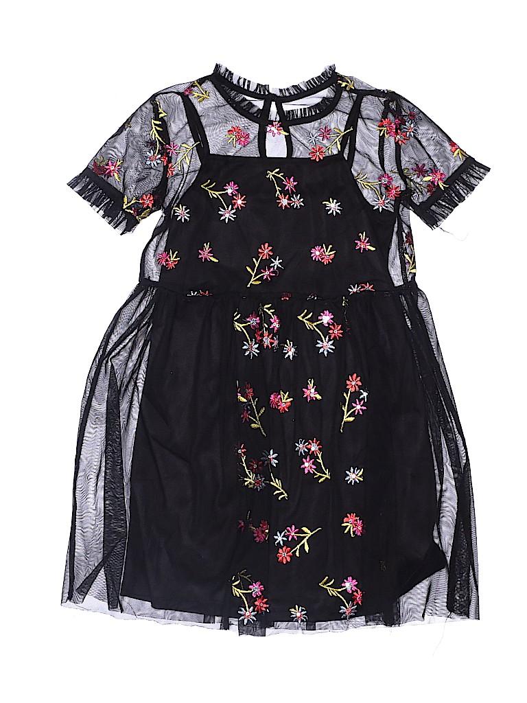 Art Class Girls Special Occasion Dress Size 6 - 6X