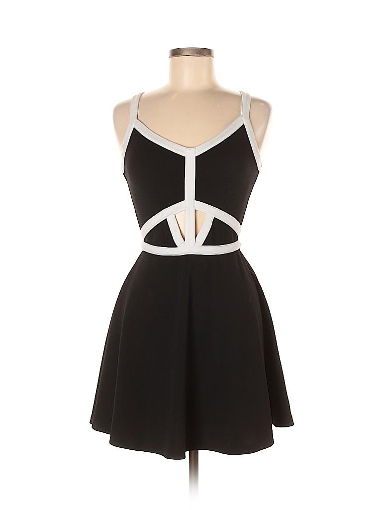 Material Girl Women Casual Dress Size M