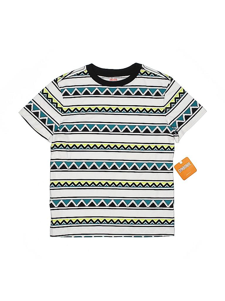 Gymboree Boys Short Sleeve T-Shirt Size 7 - 8