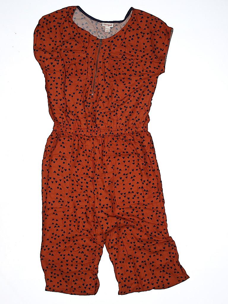 Cat & Jack Girls Jumpsuit Size 14 - 16