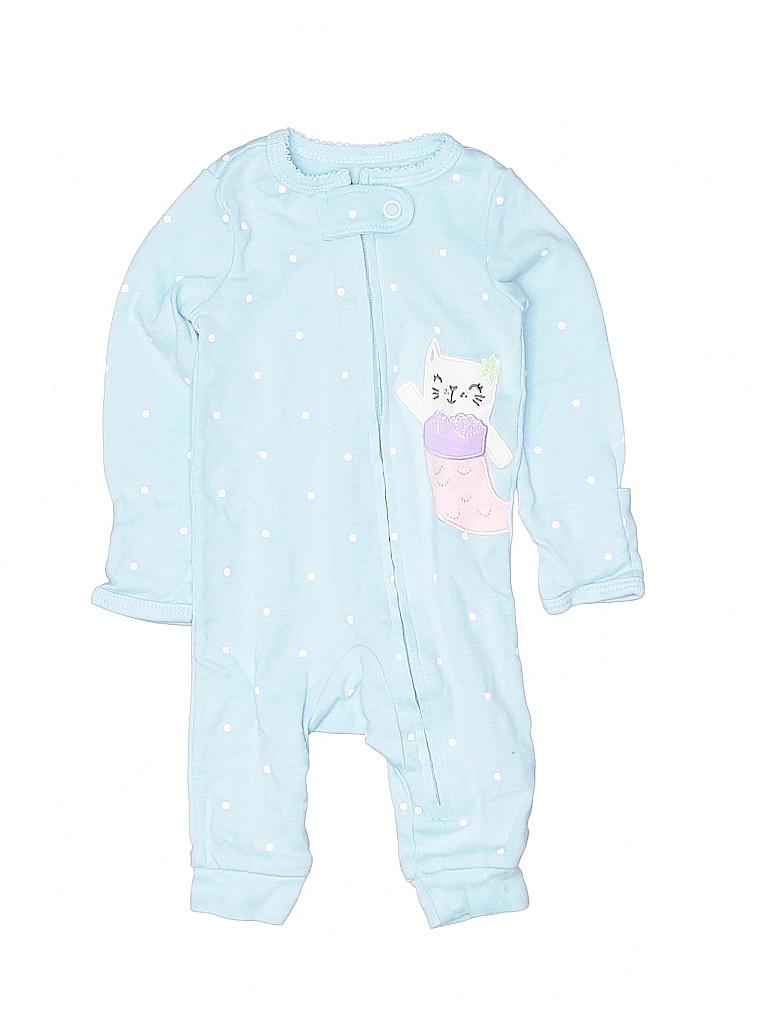 Carter's Girls Long Sleeve Onesie Newborn