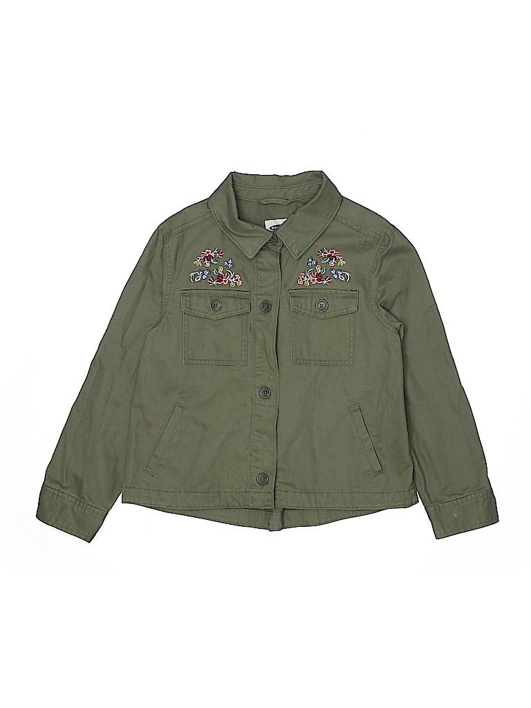 Old Navy Girls Denim Jacket Size 8