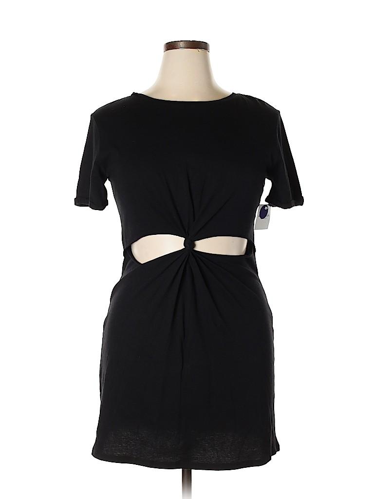 Arizona Jean Company Women Casual Dress Size L