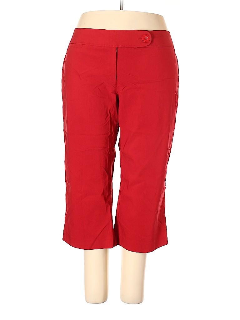 Lane Bryant Women Casual Pants Size 22 (Plus)