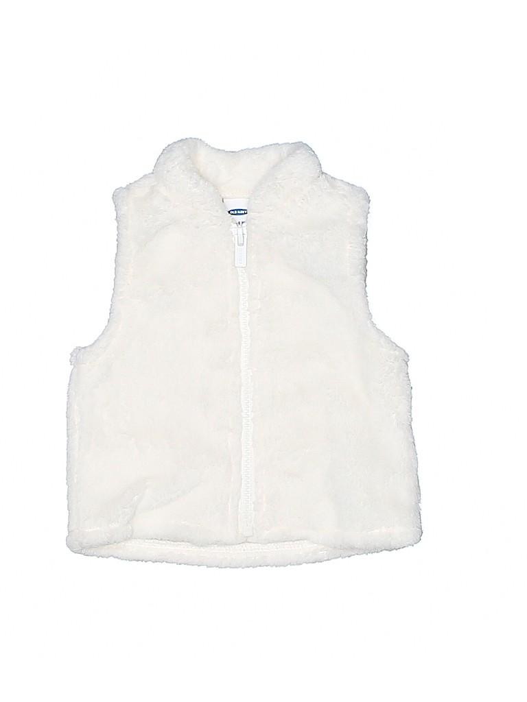 Old Navy Girls Vest Size 3-6 mo