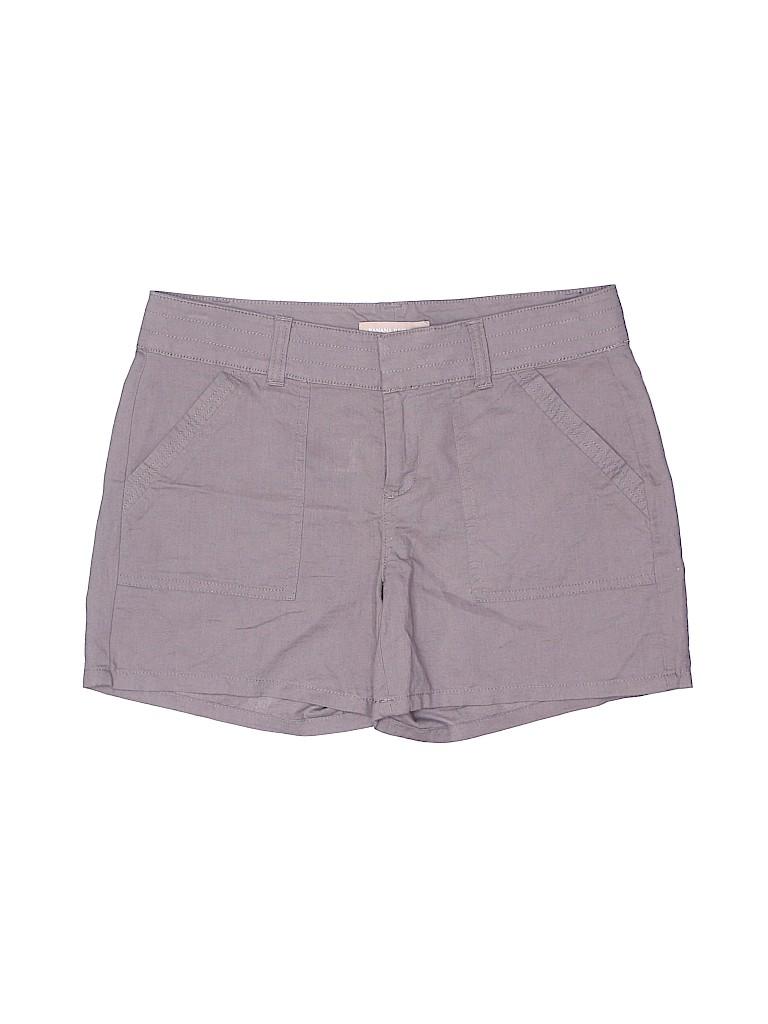 Banana Republic Factory Store Women Khaki Shorts Size 2