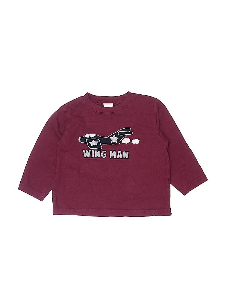 Gymboree Boys Long Sleeve T-Shirt Size 18-24 mo