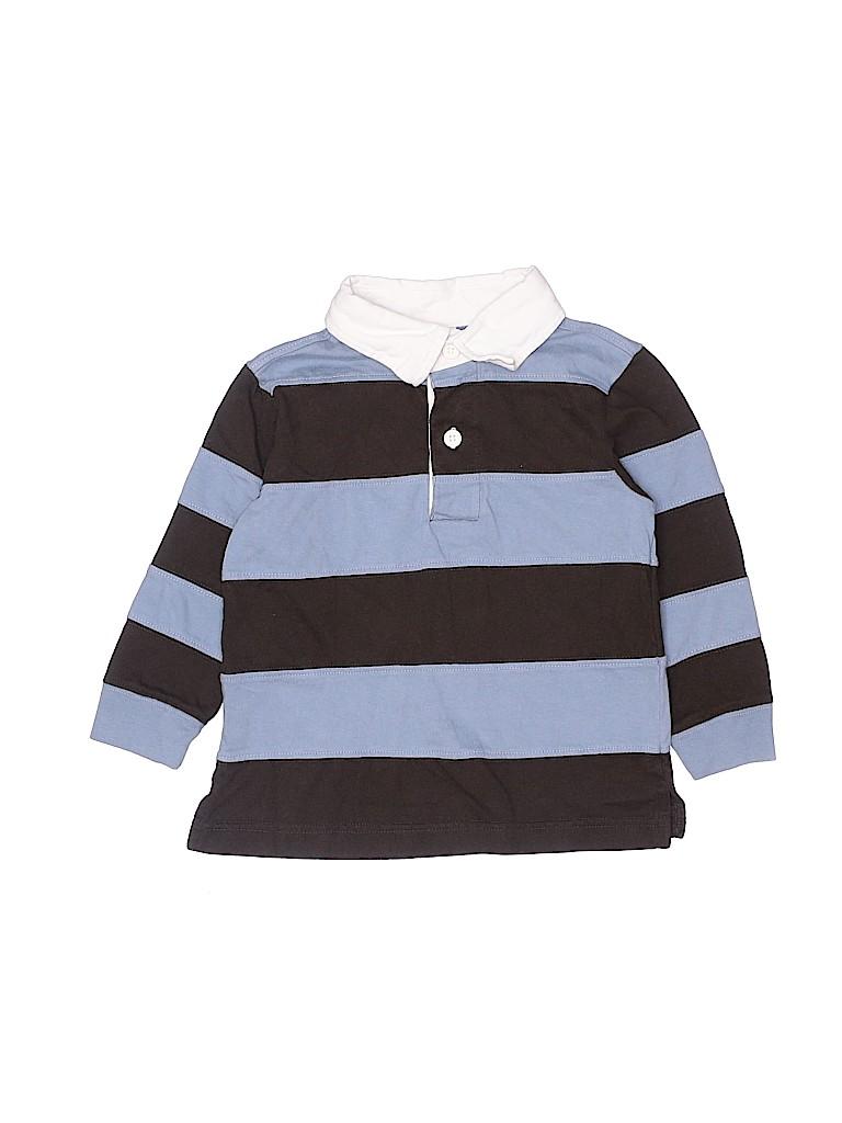 Gymboree Boys Long Sleeve Polo Size 3