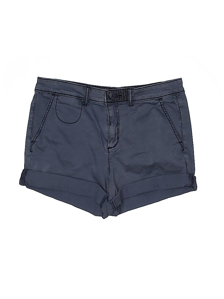 Chino by Anthropologie Women Khaki Shorts 29 Waist