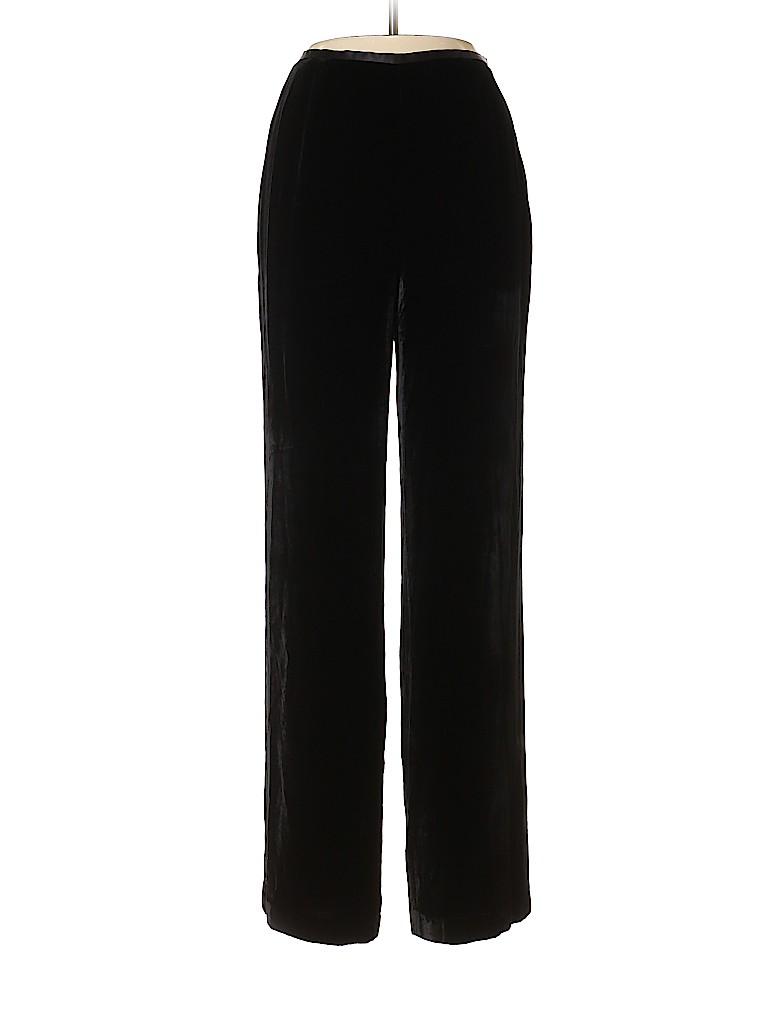 Peter Nygard Women Velour Pants Size 8
