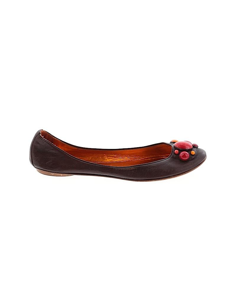 Sigerson Morrison Women Flats Size 6 1/2