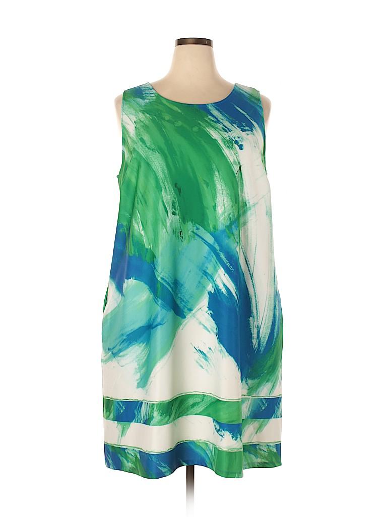 Julia Jordan Women Casual Dress Size 22 (Plus)