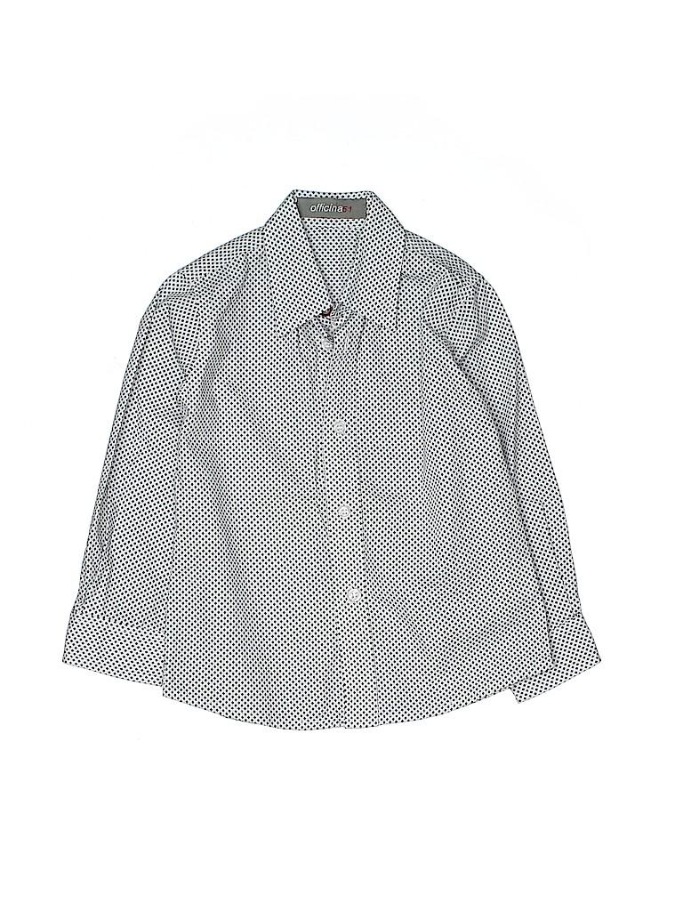 Assorted Brands Boys Long Sleeve Button-Down Shirt Size 3