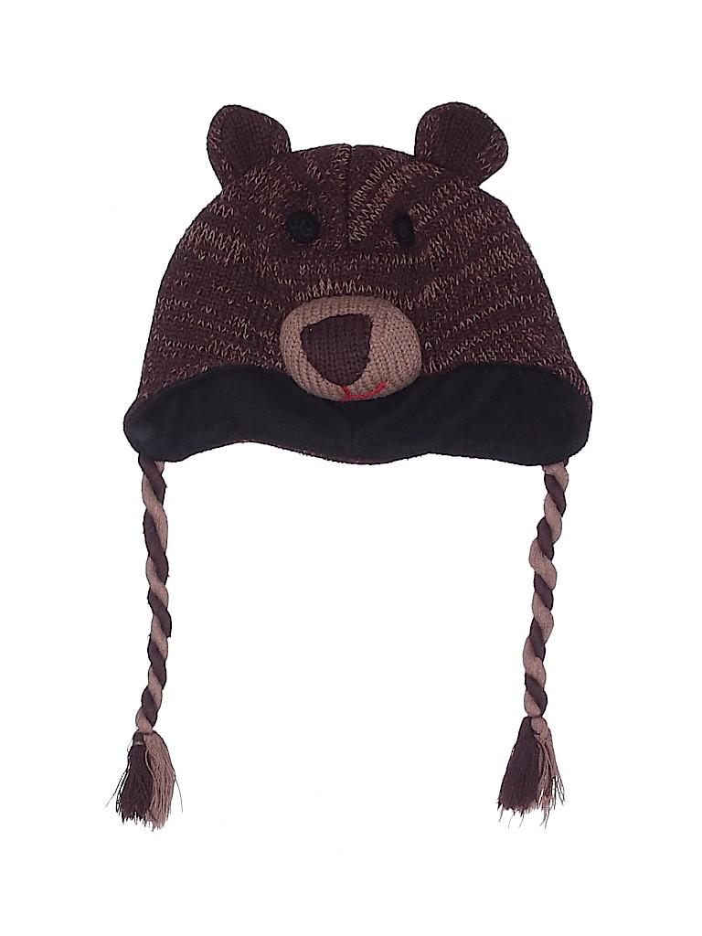 Unbranded Boys Winter Hat One Size (Kids)