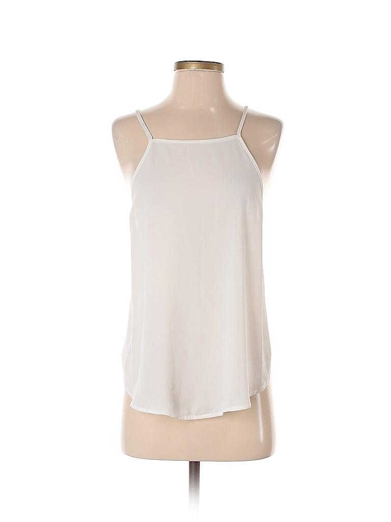 Lush Women Sleeveless Blouse Size M