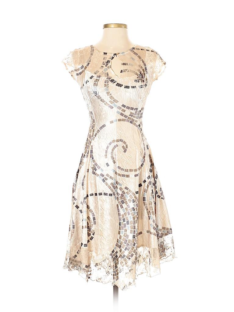 Komarov Women Cocktail Dress Size S