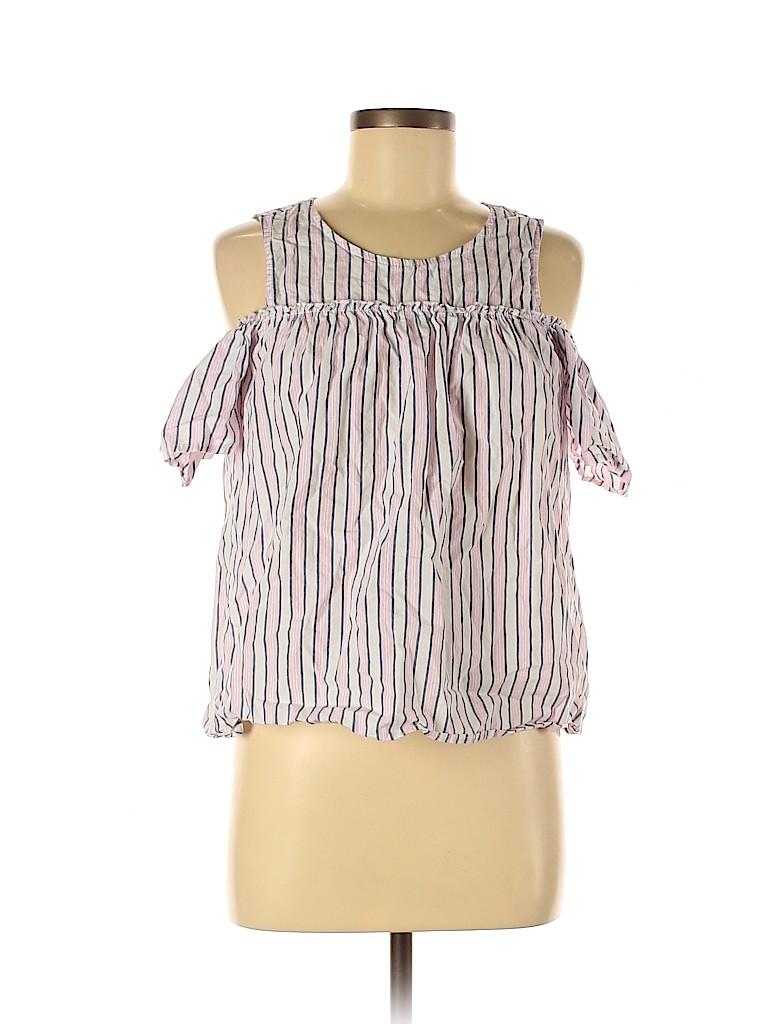Unbranded Women Short Sleeve Blouse Size M