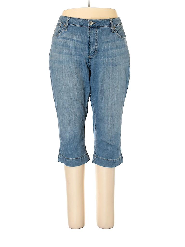 Merona Women Jeans Size 16