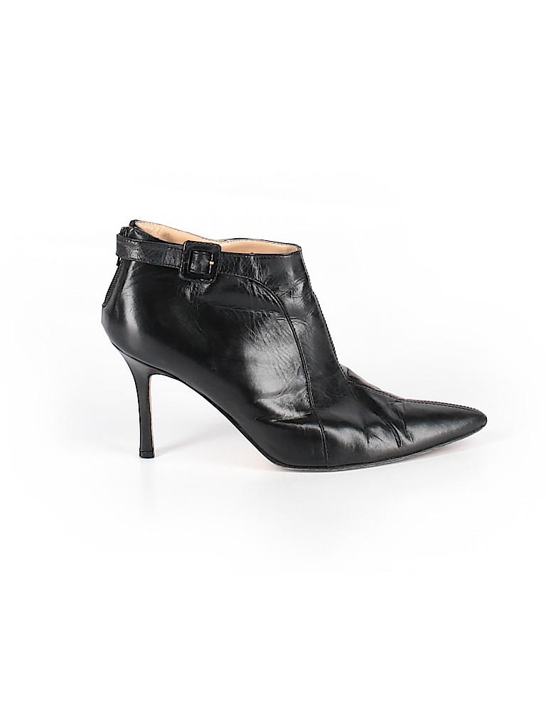 Manolo Blahnik Women Ankle Boots Size 38.5 (EU)