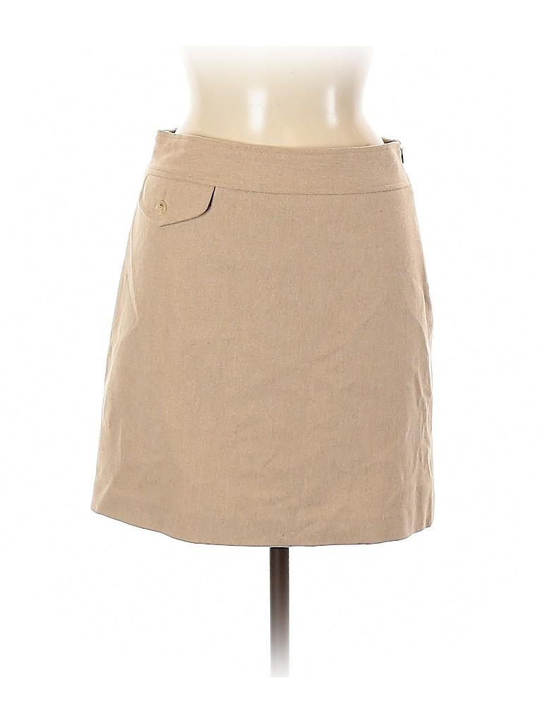 Banana Republic Women Wool Skirt Size 0