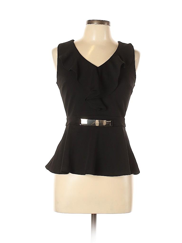 Thalia Sodi Women Sleeveless Blouse Size S