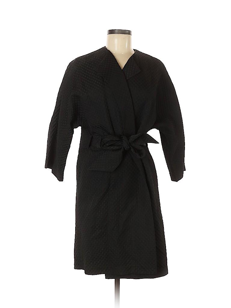 Josie Natori Women Coat Size M