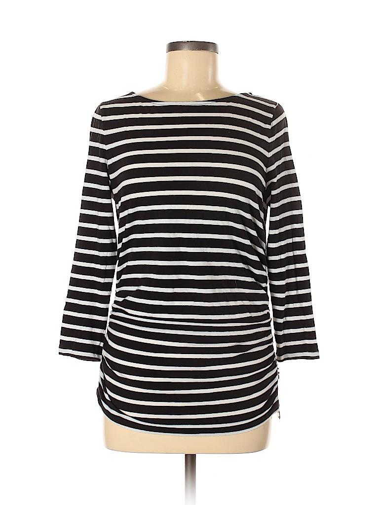 MICHAEL Michael Kors Women 3/4 Sleeve Top Size M