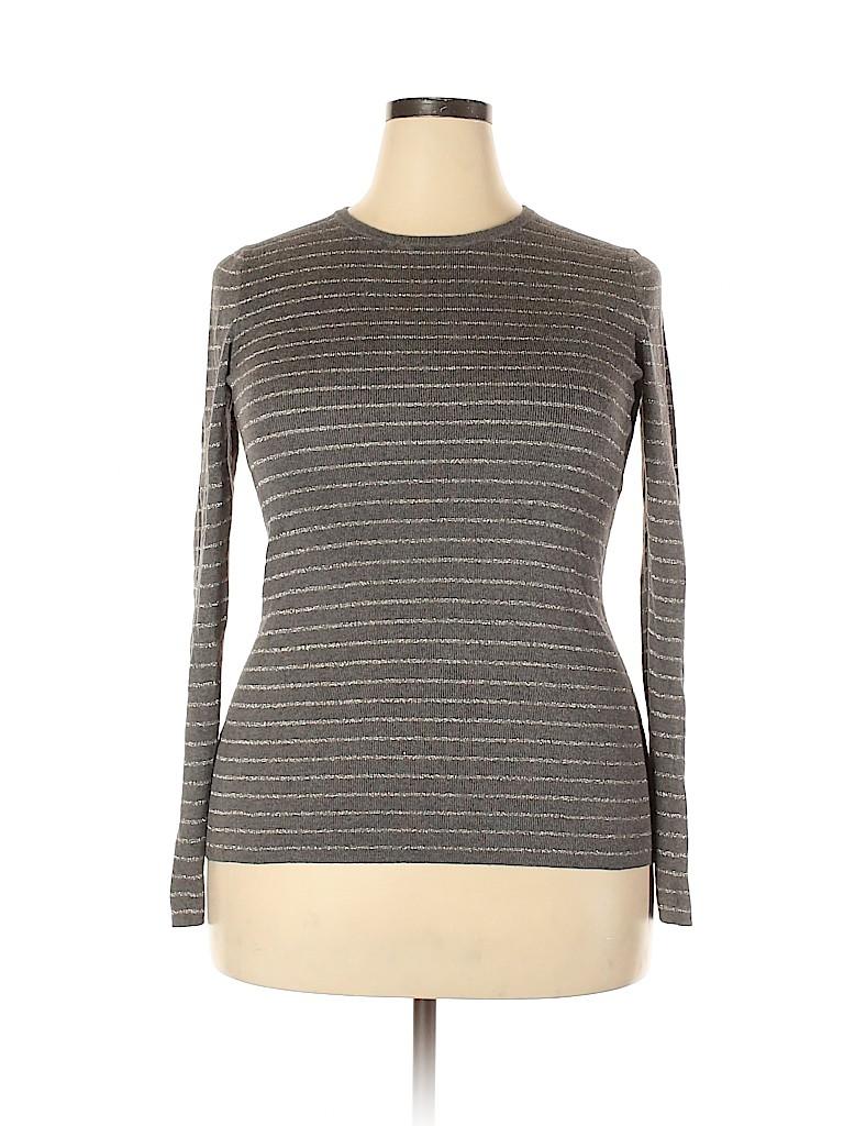 Ann Taylor Women Pullover Sweater Size L
