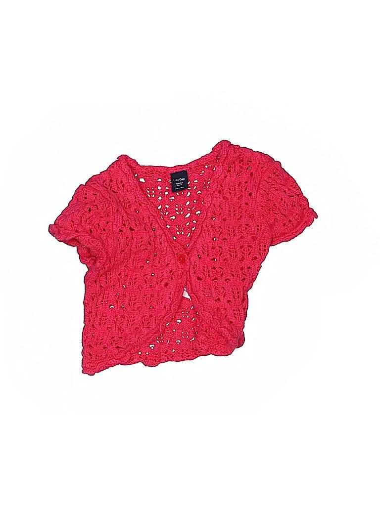 Baby Gap Girls Cardigan Size 4T