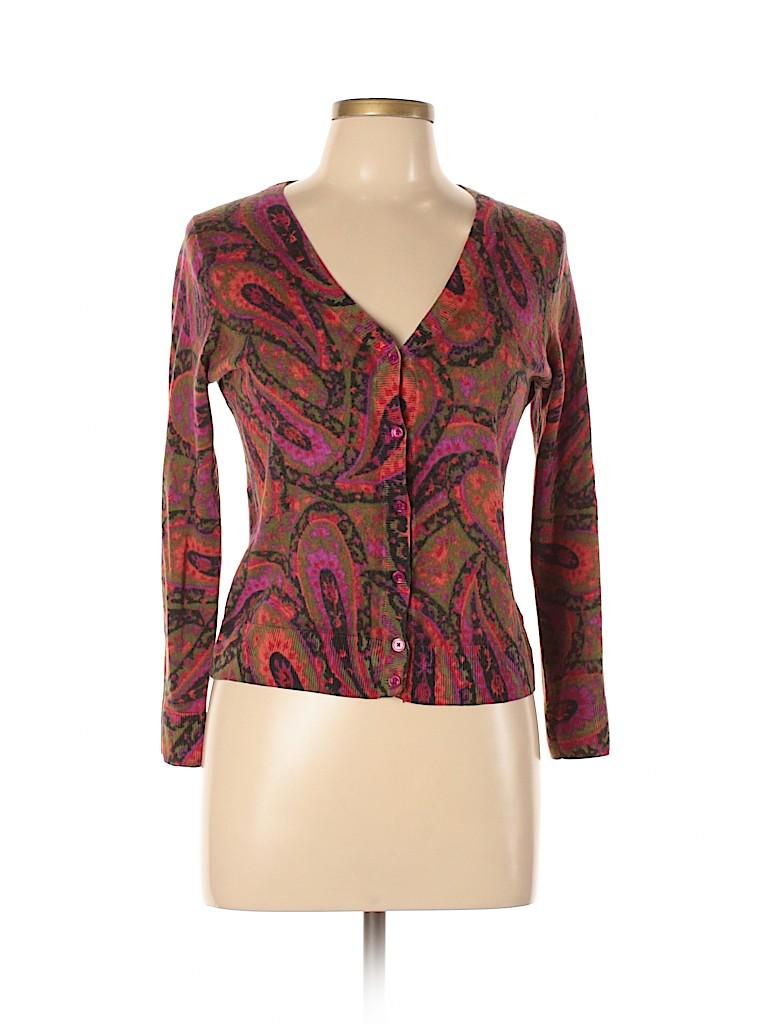 Talbots Women Cardigan Size L