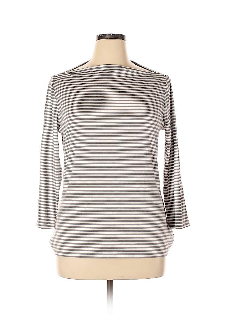 Old Navy Women 3/4 Sleeve T-Shirt Size XL