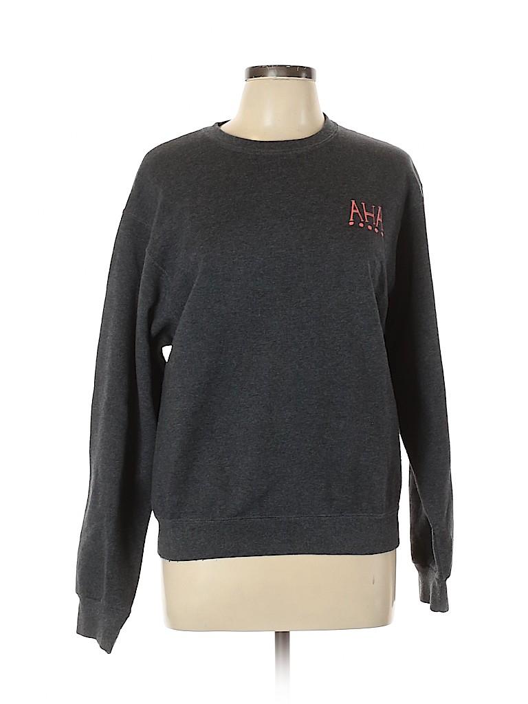 Jerzees Women Sweatshirt Size L