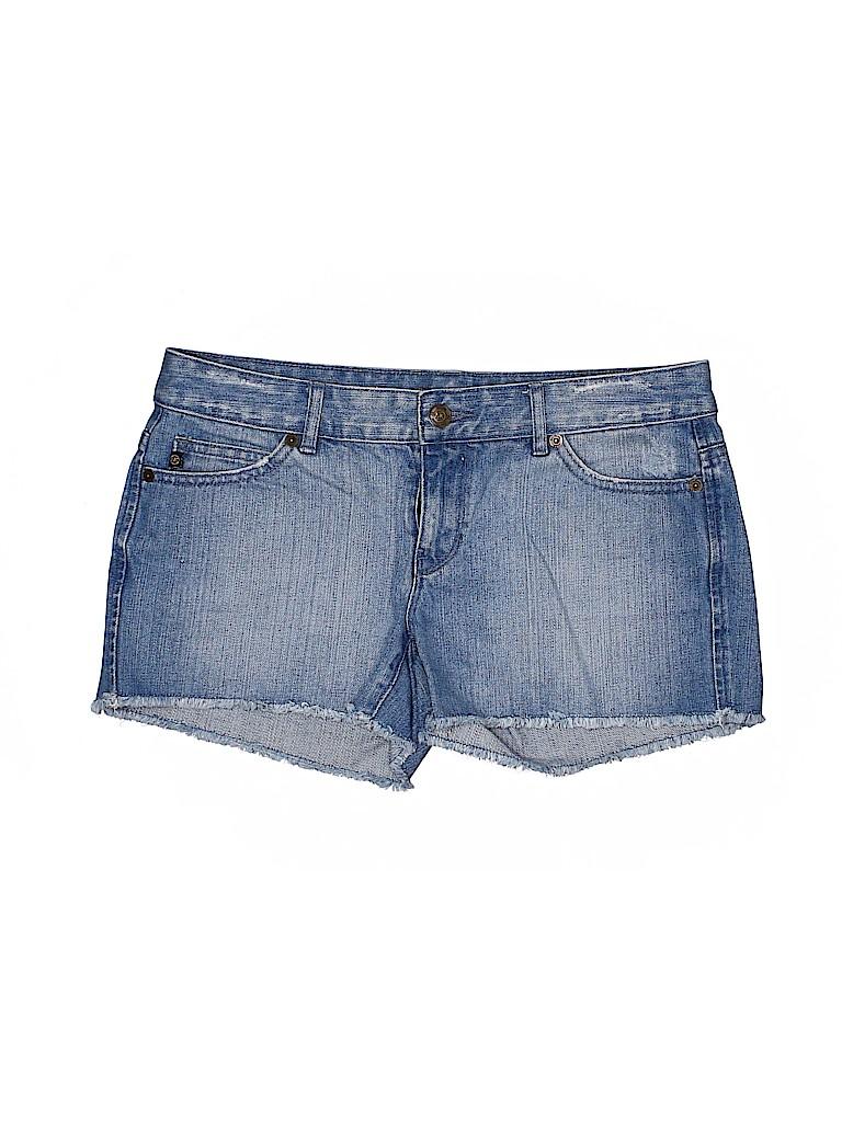 MICHAEL Michael Kors Women Denim Shorts Size 2